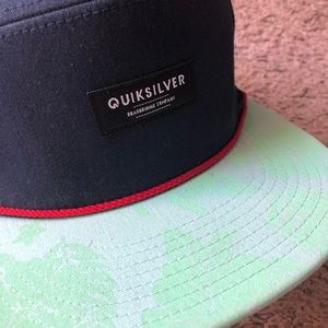 Quiksilver flex fit baseball cap, Large/XL